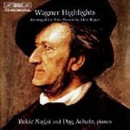 Wagner Highlights – Arranged for Two Pianos by Max Reger | BIS BISCD976
