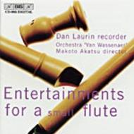 Entertainments for a Small Flute | BIS BISCD985