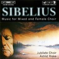 Sibelius – Music for Mixed and Female Choir | BIS BISCD998