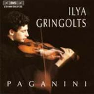 Ilya Gringolts plays Paganini | BIS BISCD999