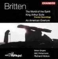Britten - World of the Spirit | Chandos CHAN9487