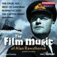 The Film Music of Alan Rawsthorne | Chandos - Movies CHAN9749