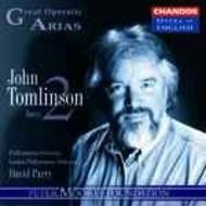 Great Operatic Arias Vol 8 - John Tomlinson 2 | Chandos - Opera in English CHAN3076