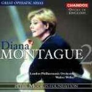 Great Operatic Arias Vol 10 - Diana Montague 2 | Chandos - Opera in English CHAN3093
