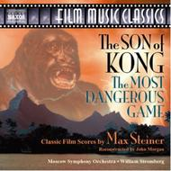 Steiner - The Son of Kong, The Most Dangerous Game