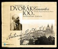 Dvorak - 100th Anniversary Edition - Concertos, Requiem, etc | Warner 2564615282