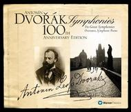 Dvorak - 100th Anniversary Edition - Symphonies 7-9 and Orchestral Works | Warner 2564615302