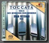 Toccata - works by Bach, Mendelssohn, Reger and Rheinberger  | Pentatone PTC5186003