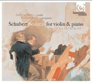 Schubert - Sonatas for violin & piano