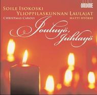 Jouluyo, Juhlay: Christmas Carols from Finland, Germany and Britain