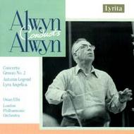 Alwyn - Concerto Grosso no.2 in G, Autumn Legend etc | Lyrita SRCD230