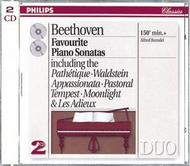 Beethoven: Favourite Piano Sonatas | Philips - Duo 4387302