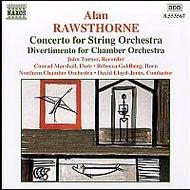 Rawsthorne - Concerto for String Orchestra | Naxos 8553567