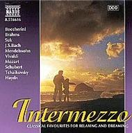 Intermezzo - Classics for Relaxing and Dreaming | Naxos 8556616