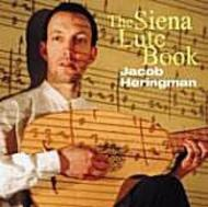 The Siena Lute Book | Avie AV0036
