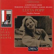 Lucia Popp - Lieder Recital | Orfeo - Orfeo d'Or C363941