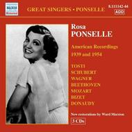 Rosa Ponselle: American Recordings 1939 & 1954