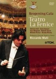 Gala Reopening of the Teatro La Fenice 2003 | TDK DVCORLF