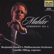 Mahler - Symphony No.4 (including Benjamin Zander talk) | Telarc 2CD80555