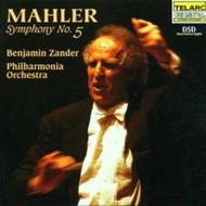 Mahler - Symphony No.5 (including Benjamin Zander talk) | Telarc 2CD80569