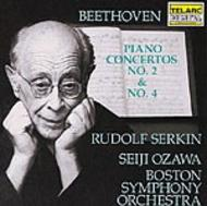 Beethoven - Piano Concertos No.2 & No.4  | Telarc CD80064