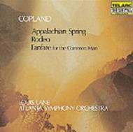 Copland - Fanfare for the Common Man, Rodeo, Appalachian Spring  | Telarc CD80078