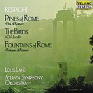 Respighi - Pines of Rome, The Birds, Fountains of Rome  | Telarc CD80085