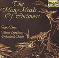 The Many Moods of Christmas (18 traditional Christmas Carols) | Telarc CD80087