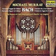 Bach in Los Angeles (First Congregational Church organ) | Telarc CD80088