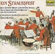 Ein Straussfest - Music of the Strauss family  | Telarc CD80098