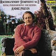 Rachmaninov - Symphony No.2 | Telarc CD80113