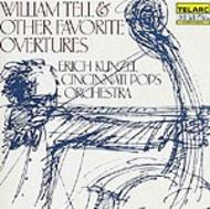 William Tell & Other Favourite Overtures | Telarc CD80116