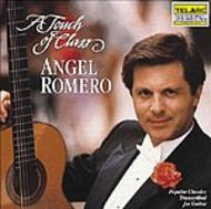 Angel Romero: A Touch of Class (Popular Classics transcribed for Guitar) | Telarc CD80134