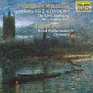 Vaughan Williams - Symphony No.2, The Lark Ascending | Telarc CD80138