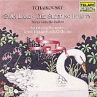 Tchaikovsky - Swan Lake Suite, Sleeping Beauty Suite | Telarc CD80151