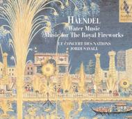 Handel - Water Music Suites, Royal Fireworks Music
