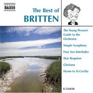 The Best of Britten | Naxos 8556838
