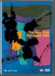 The Jazz Club Highlights 1990 (rec at Theaterhaus Stuttgart) | TDK DVJTJCH