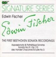 Edwin Fischer - The first Beethoven Sonata recordings | APR APR5502