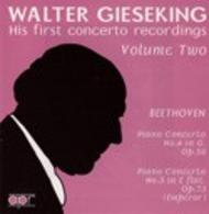 Walter Gieseking – His First Concerto Recordings – Volume 2 | APR APR5512