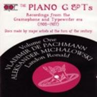 The Piano G & T's - volume 1 | APR APR5531