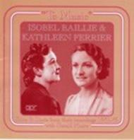 To Music (Isobel Baillie and Kathleen Ferrier) | APR APR5544