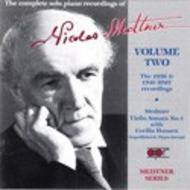 Nicolas Medtner – Volume 2 – The 1936 and 1946 HMV Recordings | APR APR5547