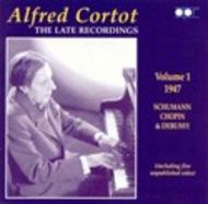 Alfred Cortot – The Late Recordings: 1947 | APR APR5571