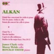 Ronald Smith plays Alkan Chamber Works | APR APR7032