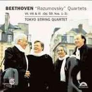 Beethoven - String Quartets op.59