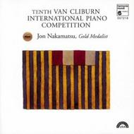 Tenth Van Cliburn Piano Competition - Jon Nakamatsu, Gold Medalist