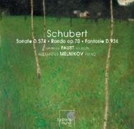 Franz Schubert - Duos for Piano and Violin