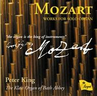 Mozart - Works for Solo Organ | Regent Records REGCD244