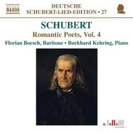 Schubert - Romantic Poets Vol.4